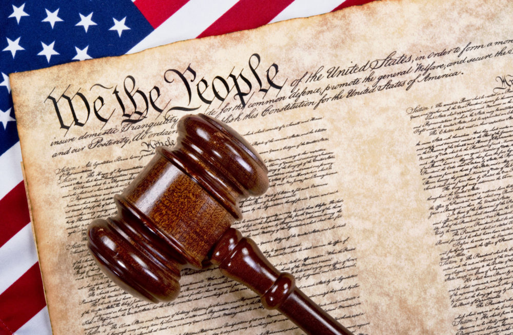 The 6th Amendment is part of the Bill of Rights.